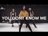 1Million dance studio You Dont Know Me - Jax Jones (ft. Raye) / Beginners Class