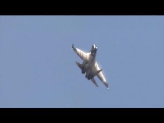 ШаЛе-волшебница-Ять-2016 Высший пилотаж Су-35C _ Su-35S ( Flanker-E)
