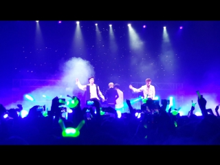 [B.A.P Party Baby Moscow BOOM] I guess I need you