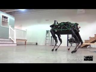 Роботы с озвучкой google часть2