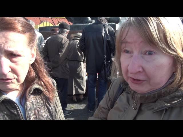 Преступление Б.Ельцина. 1993: реки крови, сгоревшие, замученные