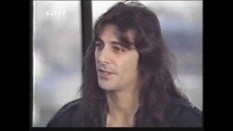 Интервью с Джоуи ДиМайо (Manowar) в Лондоне - декабрь 1989