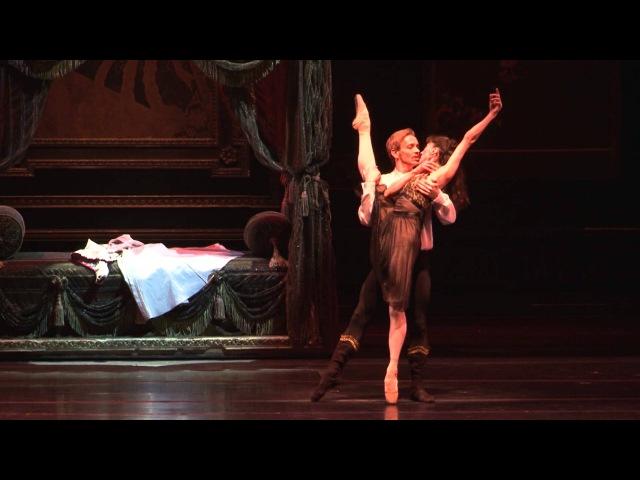 MAYERLING - LUIS ORTIGOZA NATALIA BERRIOS - MacMillan choreography