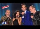 Queen – Bohemian Rhapsody | Garou, Mika, Jenifer et Florent Pagny | The Voice 2014│Blind Audition