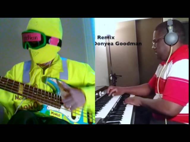 MonoNeon: Control (remix) - Janet Jackson/Donyea Goodman