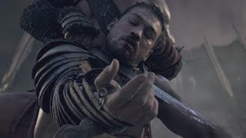 Спартак Кровь и Песок Спартак против Крикса (На арене часть 2)