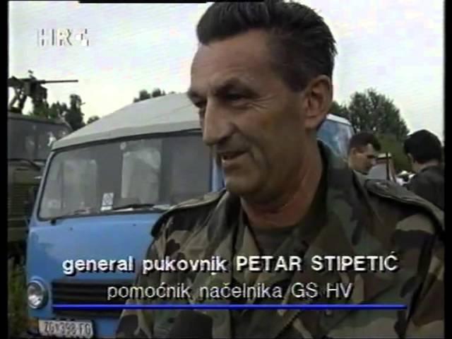 Oluja Predaja Korpusa Srpske Vojske 8 08 1995