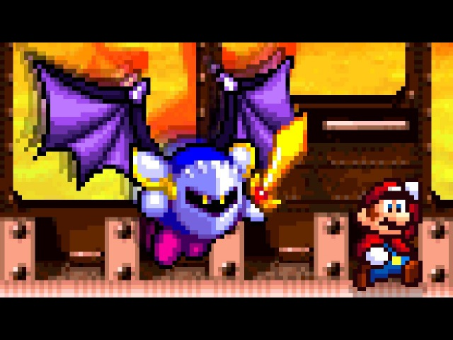 Super Mario Bros. X (SMBX 1.4.3) Boss Battle -
