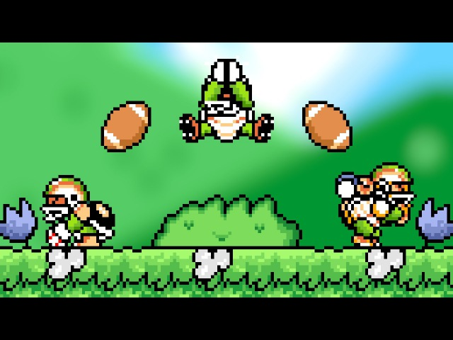 Super Mario Bros. X (SMBX 1.4.2) CHARGIN' CHUCKS! (All Variants!) | NPCs Pack 2