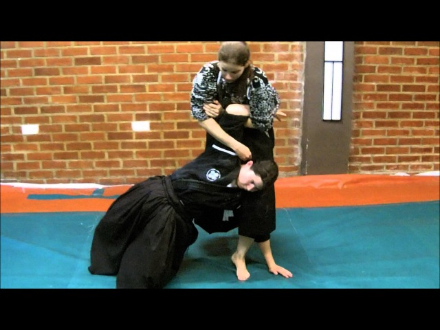 Ogawa Ryu - 柔術 - Teach Moments with Shidoshi Juliana Galende - 2014