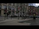 Как во Франции борются с пешеходами переходящими дорогу на красный