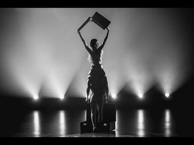 Keyko Lee, Dima Schebet. Choreography by Dima Maslennikov