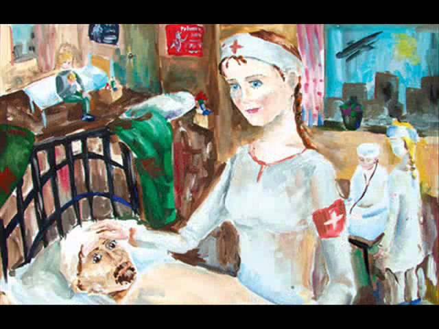 Андрей Сапунов Рисуют мальчики войну