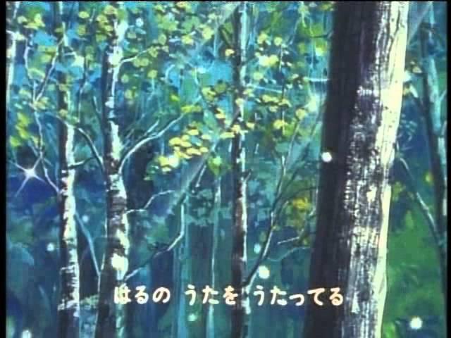 1977 Wakakusa no Charlotte Opening Wakakusa no Charlotte Kaori Kumiko] [CKR] [ED681E01]