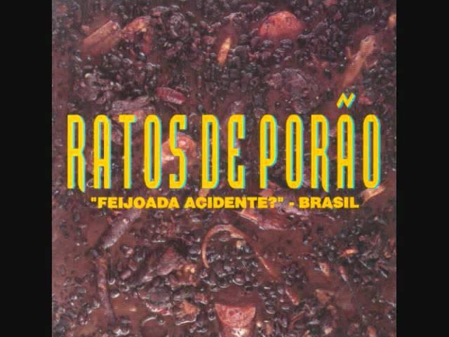 Ratos de Porão 1995 - Feijoada Acidente - Brasil