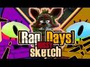 16 [Rag_Days] Sketch - Демонический начос (FNAF Gmod show)