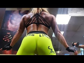 Muscle women! Collection Female Bodybuilding! IFBB Pro  Girl Muscles! FBB