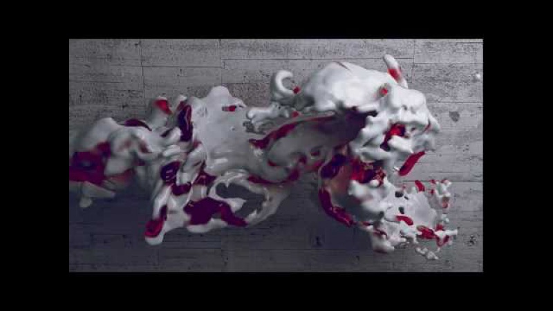 Particle tests (14) Frost and Friends | Vray 2.0 renderings HD!