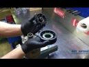 Volkswagen Amarok. Шум при работе компрессора кондиционера. Замена муфты.