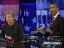 Obama Bitch Slaps Hillary in South Carolina Debate 1-21-08