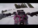 Grand Targhee Crazy Horse RMSHA Hillclimb POV w/ Travis Berro