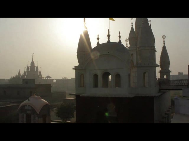 Disappearance Festival of Srila B.S. Govinda Dev-Goswami Maharaj and Inauguration of Puspa-Samadhi