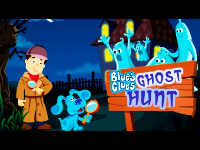 Хэллоуин: Подсказки Бульки - Охота на Призрака. Игра