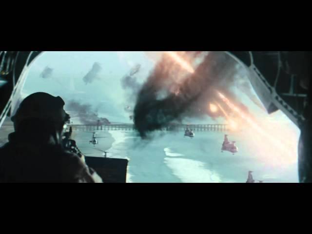 Инопланетное вторжение: Битва за Лос-Анджелес. Русский