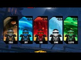 New Lego Ninjago Possension VideoGame FULL!!! ( All Ninjas )