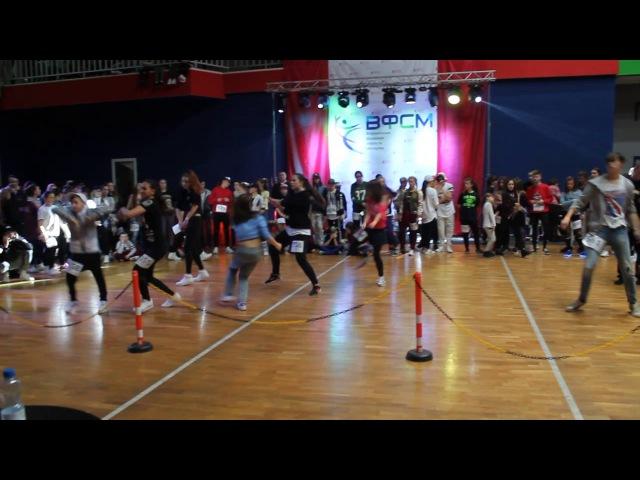 🔵🌟BlueStar Dance Studio🌟🔵 Безкопильний АндрійШурмакевич Віра Хіп-Хоп, Початківці (Go...
