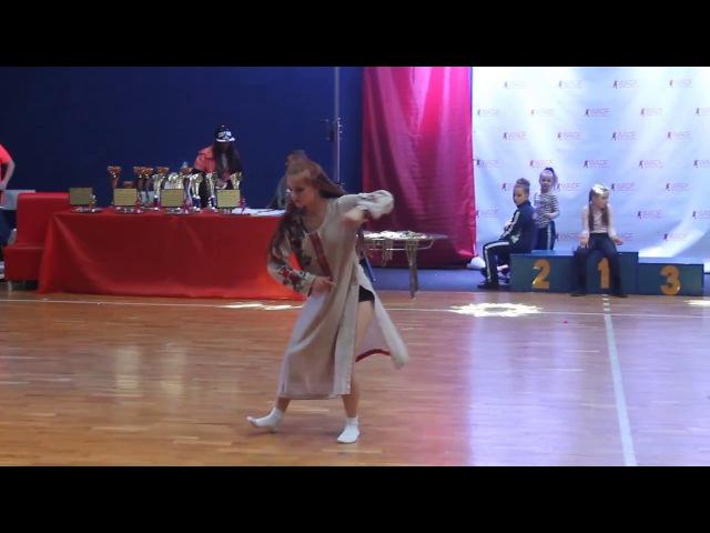 🔵🌟BlueStar Dance Studio🌟🔵 Герасимчук Ірина-Христина Contemporary, Вища ліга (Golden Lion)