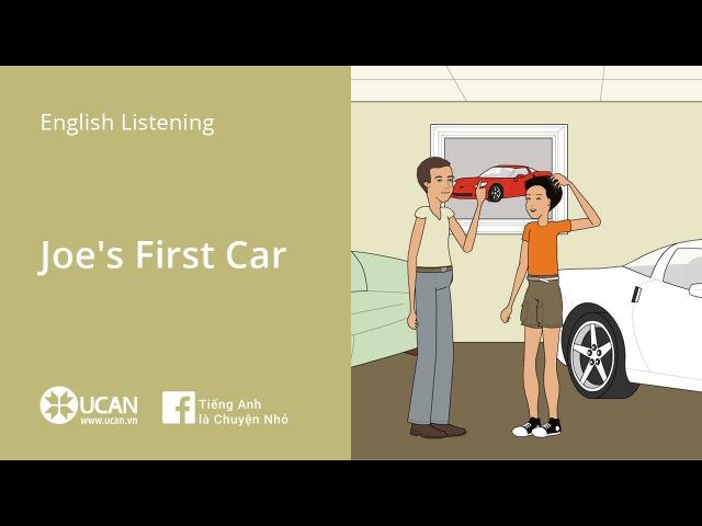 Learn English Listening Beginner Lesson 10 Joe's First Car