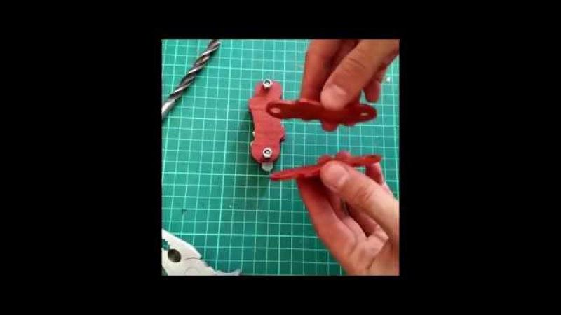 DIY Key Organizer ( Anahtar Düzenleyici )