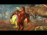 Injustice 2 -The Flash Official Trailer.