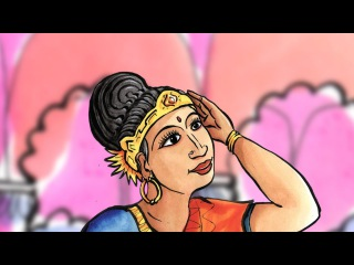 The Princess Farmer: Learn Hindi with subtitles - Story for Children