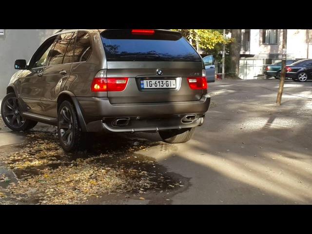 BMW X5 4 8IS mirza kokoladze