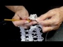 Secretos del Encaje de Burgos o brujas a Crochet 2 motivos
