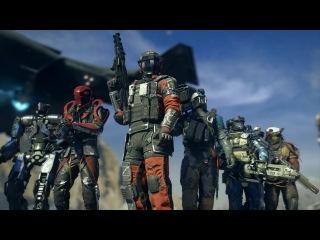 Станьте робопсом в мультиплеере Call of Duty: Infinite Warfare