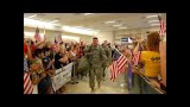 Что значит быть солдатом в США | Thank You for Your Service Compillation