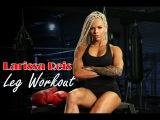 Larissa Reis - Full Leg Workout (FitABS)