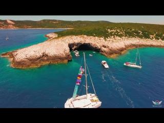 Хорватия с высоты полёта дрона, 4К