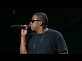 Jay Z ft. Rihanna  Kanye West - Run This Town (Live Performance)