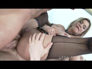 Sexy milf klarisa leone double anal (dap) with 3 studs sz1361