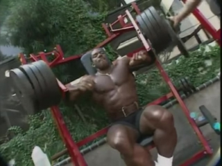 Flex Wheeler, дельтосы и т.д.