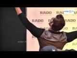 Hrithik Roshan Launches Rado Lightness-Inspired Timepieces in Hyderabad