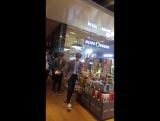 [FANCAM] NUEST: Produce 101 по пути на M!Countdown (09.03.17)