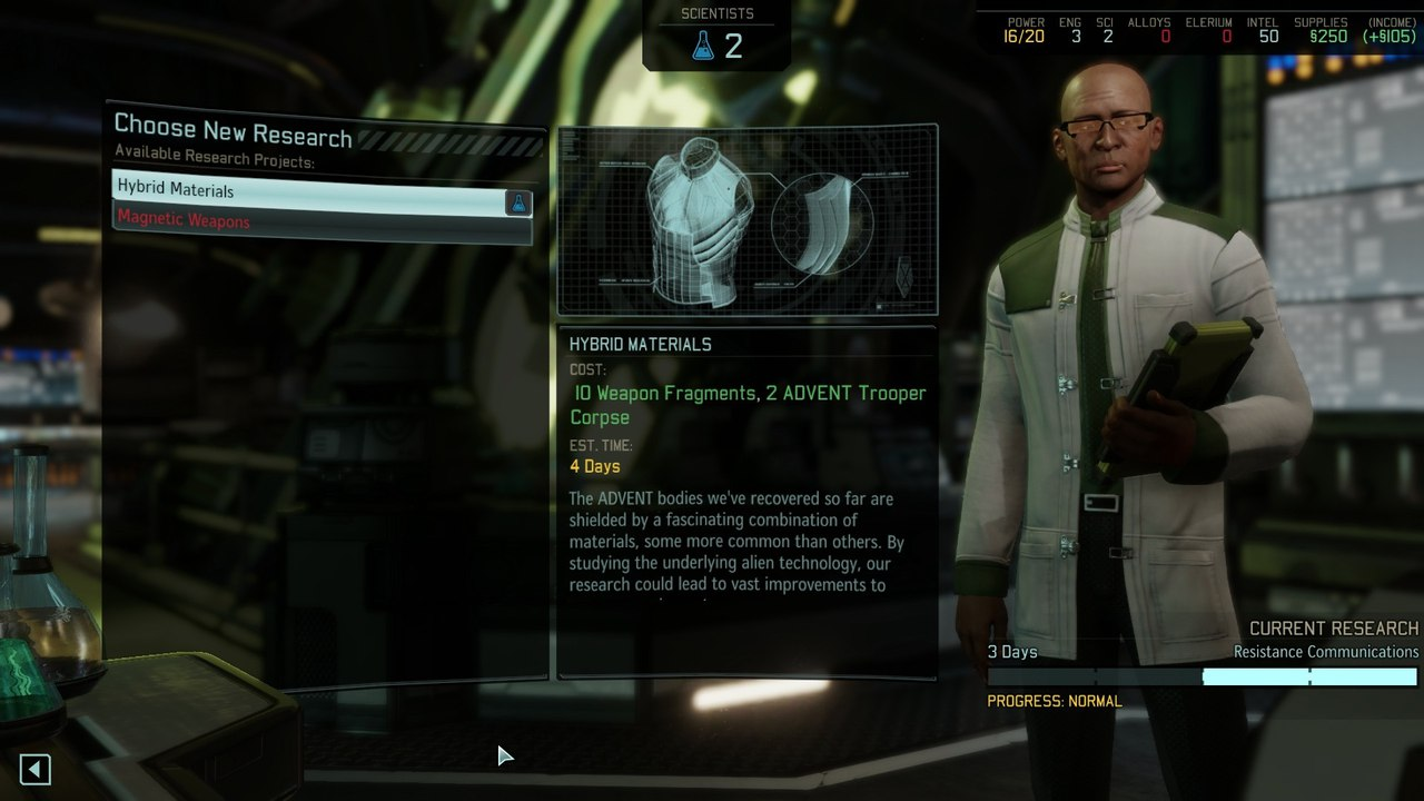 Скриншот игры XCOM 2