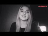 Юлианна Караулова - Разбитая любовь (cover by Diana Azarova),красивая девушка классно спела кавер,волшебный голос,поёмвсети