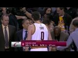 NBA 2016-17 16.03.2017  Кливленд - Юта