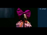 Sia - The Greatest / Chandelier LIVE-Apple Event